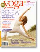 Yoga Journal - Feb. 2010
