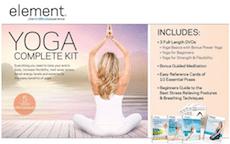 Element Yoga DVD