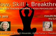 Yoga Psychology Training | Esalen – Big Sur, CA