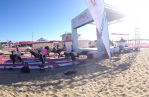 #EvenBetter Ocean Spray PACt Beach Bash