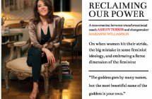 Beauty of Aging, Getting Gray Hair + Reclaiming Our Power | Interview w/ Marianne Williamson