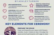 [Infographic] 5 Steps to Create a Potent Ritual (and Why it's one of your most powerful tools!)