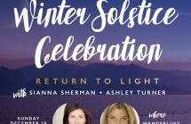 Winter Solstice Yoga Ritual | Wanderlust Hollywood