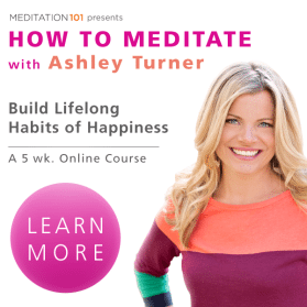 How to Meditate Online Course
