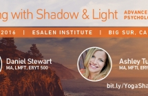 Jung.Yoga.Psyche.Soma   Dancing with the Shadow and Light w/ Daniel Stewart   Esalen – Big Sur, CA