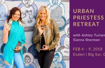 Urban Priestess Retreat | Esalen | Big Sur, CA