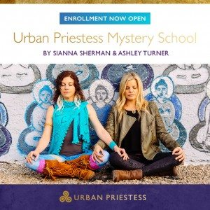 Urban Priestess Mystery School