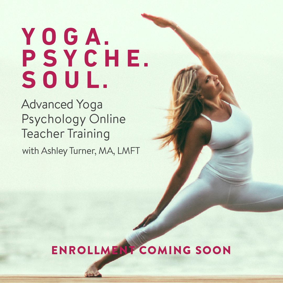 Yoga Psychology Online Training