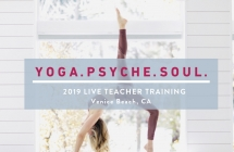 Yoga. Psyche. Soul. 2019 Live Teacher Training