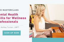Mental Health Skills for Wellness Professionals [Free Online Workshop!]
