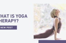 What Is Yoga Therapy?